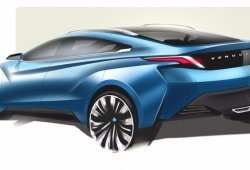 Nissan Venucia: interesante concept para Shanghai