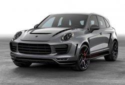 Porsche Cayenne Advantage, fusión de estilos por TopCar