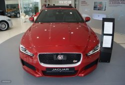Presentación Jaguar XE (II): Exterior, interior y tecnología