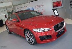 Presentación Jaguar XE (I): Gama, motores y equipamiento