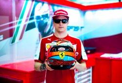 Kimi Räikkönen, estandarte de la mejoría de Ferrari
