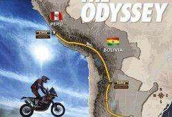 El Rally Dakar 2016 ya tiene recorrido