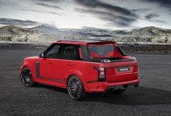 El Range Rover Pick-up es una realidad gracias a Startech