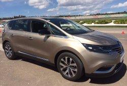El Renault Espace 2015 recibe las cinco estrellas Euro NCAP