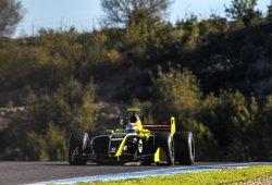 Merhi: ''Es bueno compaginar la F1 con un campeonato en el que tengas rivalidad''