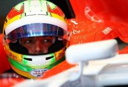 Roberto Merhi: ''Tenemos que ver qué pasa, no creo que sea la manera de continuar''