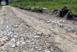De locos: Roban una carretera en China