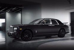Rolls Royce nos muestra su crossover en una fase muy temprana