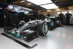 Hamilton toma el control en la FP1 de Shanghai
