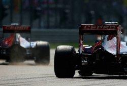 Sainz y Verstappen en Bahrein: extraños en la noche