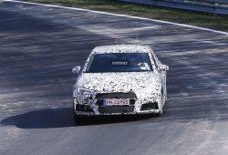 Avistado el nuevo Audi S4 2016