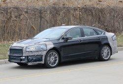 El americano Ford Fusion 2016 avistado durante pruebas