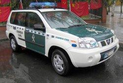 La Guardia Civil saca a subasta casi 500 coches patrulla