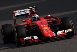 Räikkönen suma su primera sesión de libres