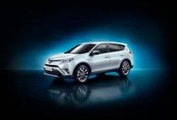 Toyota RAV4 Hybrid 2016, llega el híbrido con tracción total y nuevo diseño