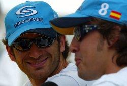 """Trulli: """"Alonso siempre quiere el equipo sólo para él"""""""