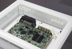 Así es la unidad de control para coches autónomos de Audi