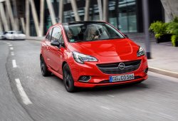 Alemania - Marzo 2015: El Opel Corsa regresa al Top 5