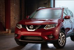 Estados Unidos - Marzo 2015: El Nissan X-Trail bate récords