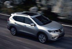 México - Marzo 2015: El Nissan X-Trail llega al Top 10