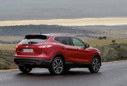 Suecia - Marzo 2015: El Nissan Qashqai sube como la espuma
