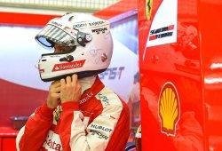 Vettel se cae del podio a base de errores