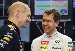 Vettel, patrón del hijo de Schumacher y el de Newey en la F4 alemana