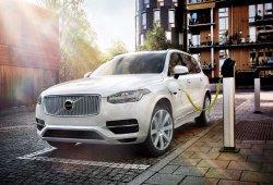Volvo: toda la gama contará con versiones híbridas enchufables