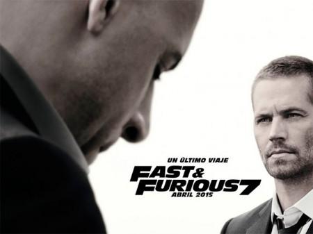 Fast & Furious 7: regalamos 6 entradas dobles