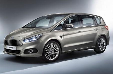 Ford S-MAX 2015, lista de precios para España