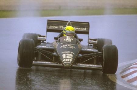 30 años de Portugal 1985, primera victoria de Ayrton Senna en F1