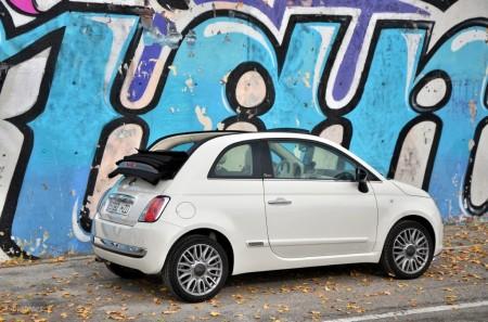 Fiat 500C 1.3 Multijet, prueba (II): Diseño, habitabilidad y maletero