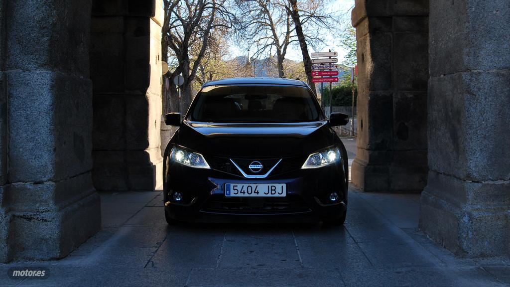 Prueba Nissan Pulsar 1.5 dCi Tekna (I): Motores, consumo y comportamiento