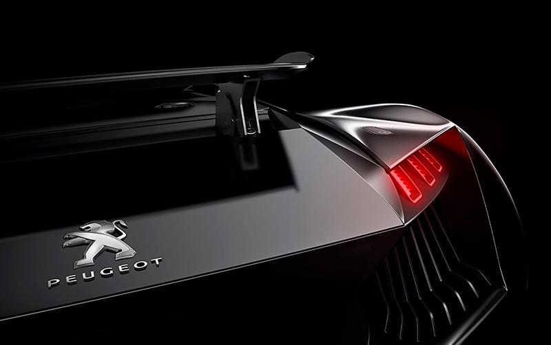 Peugeot nos muestra más imágenes de su creación Vision Gran Turismo