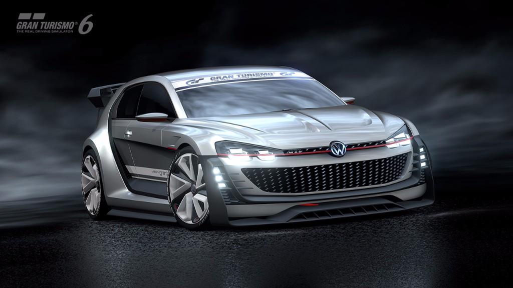 Volkswagen GTI Supersport Vision Gran Turismo, el GTI virtual definitivo