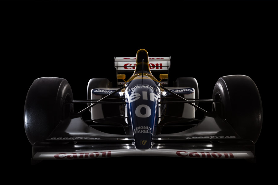 El Williams F1 de Damon Hill, a subasta