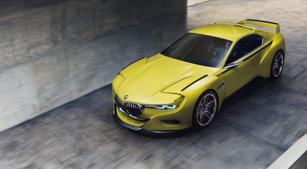 El BMW 3.0 CLS Hommage nos deja boquiabiertos desde Italia
