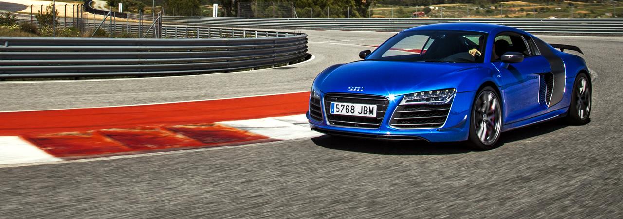 Prueba Audi R8 LMX: impresiones en circuito y conclusiones
