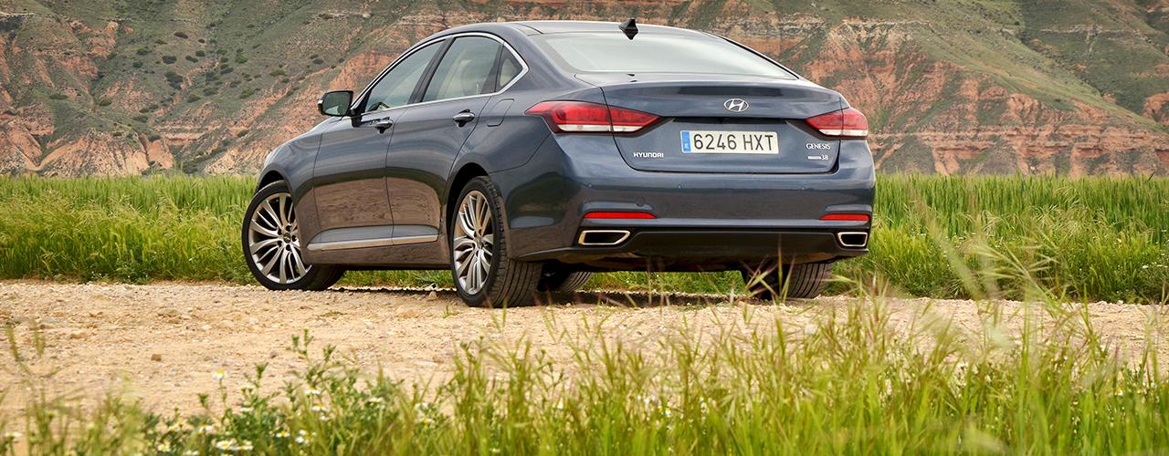 Prueba Hyundai Genesis: Comportamiento, conclusiones y valoración (parte III)