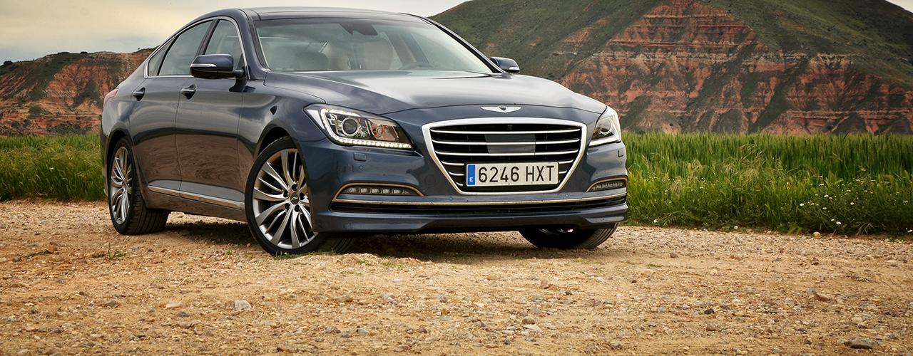 Prueba Hyundai Genesis: Gama, equipamiento y precio (parte I)