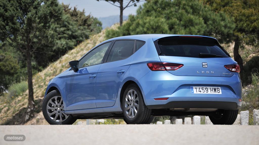 Prueba SEAT León 1.6 TDI Ecomotive: conducción, dinámica y consumos (II)
