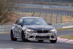 Escucha como ruge el BMW M2 2016 en el Circuito de Nürburgring