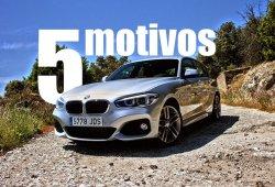 BMW Serie 1 2015, cinco motivos para plantearse su compra