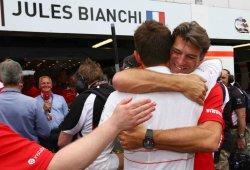 La recuperación de Bianchi, estancada un año después de su proeza en Mónaco