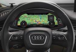 Así son los mapas de alta resolución en los sistemas de asistencia de Audi