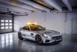 """Mercedes-AMG GT, nuevo """"Safety Car"""" en el DTM 2015"""