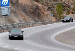 Porsche Panamera 2016, ultimando sus pruebas antes de ser presentado