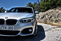 Presentación BMW Serie 1 2015 (III): Prueba BMW 116d