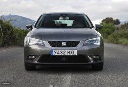 Prueba SEAT León ST 2.0 TDI 4Drive: interior, habitabilidad y maletero (II)