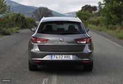 Prueba SEAT León ST 2.0 TDI 4Drive: equipamiento, gama y conclusiones (III)
